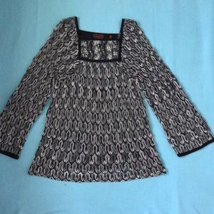 Missoni vintage blouse